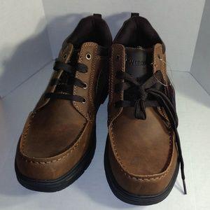 Wrangler Men's Brown Mid-Boot w/Memory Foam SZ 8
